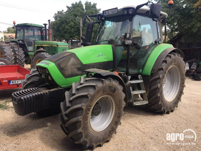Deutz Fahr Agrotron K610 with 1751 hours Tractor with Powershift