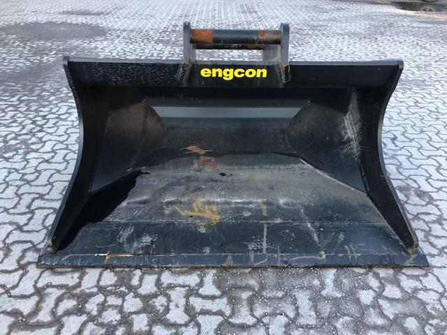 [Other] Planeringsskopa 1250 l fabrikat Engcon, Skopor, Entreprenad