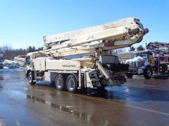 Putzmeister BSF 38X.16H, Boom Pumps, Construction Equipment