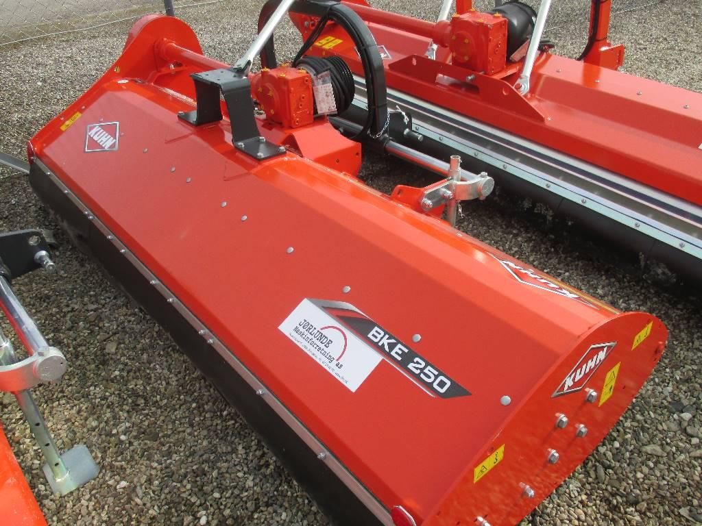 Kuhn BKE 250 slagleklipper, Græsslåmaskiner, Landbrug
