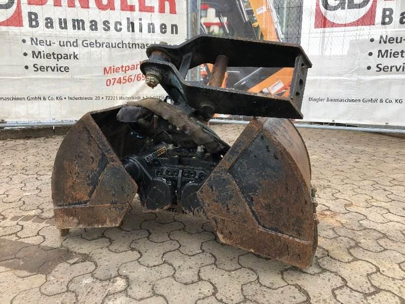 [Other] C05HPX, Greifer, Baumaschinen