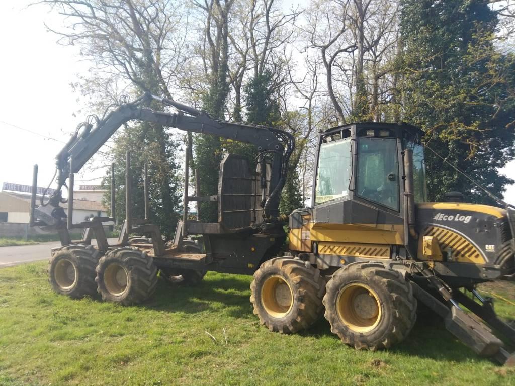 Eco Log 574 B, Forwarders, Forestry