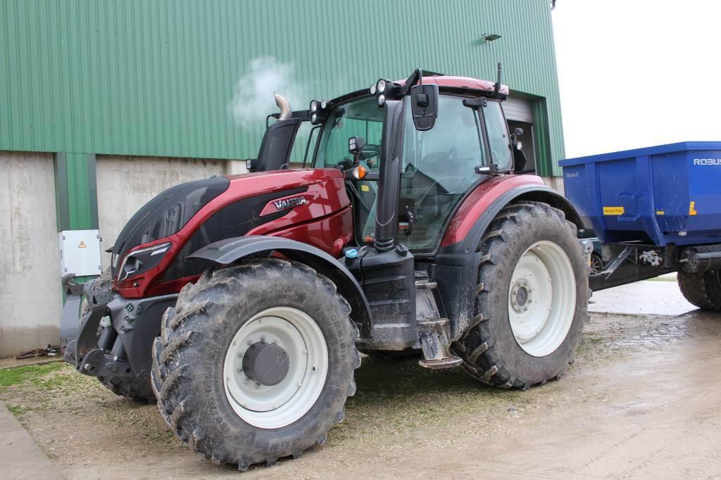 Valtra T234, Traktorid, Põllumajandus