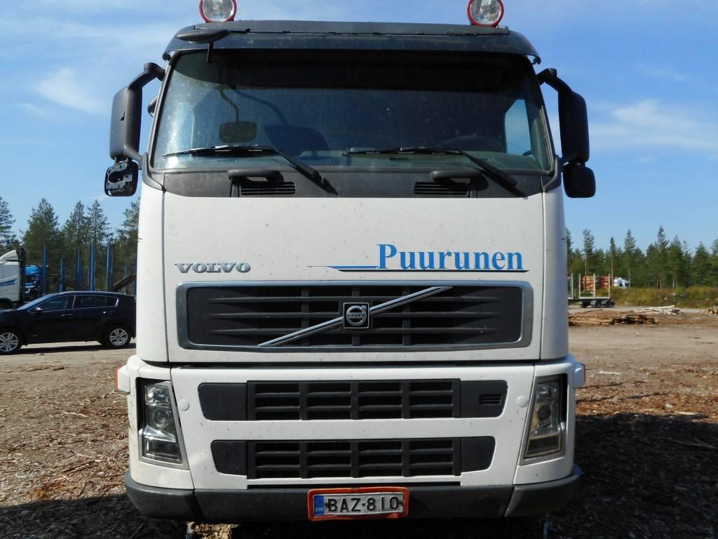 Volvo FH13, Timber trucks, Transportation