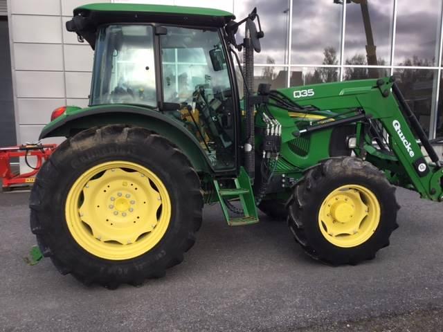 John Deere 5100 R, Traktorit, Maatalous