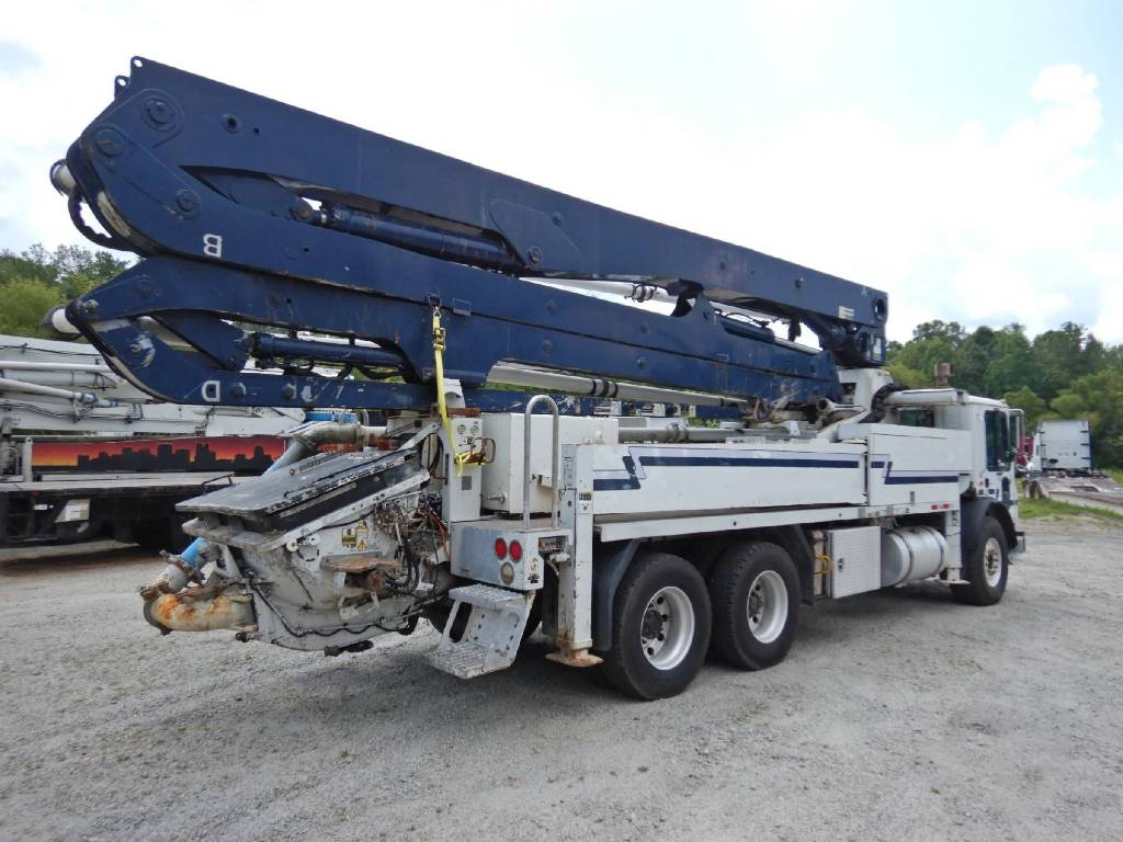 210602994 BSF 36Z, Boom Pumps, Construction Equipment