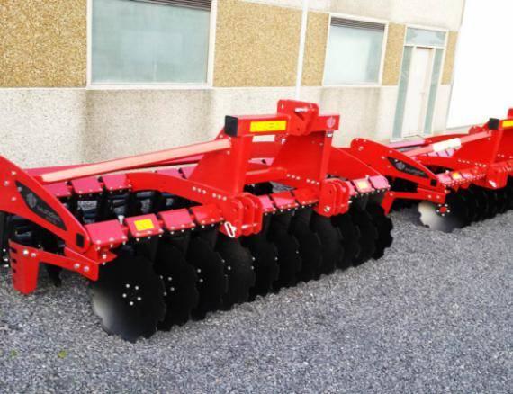 Tulip MULTIDISC 300 XL, Schijveneggen, Landbouw