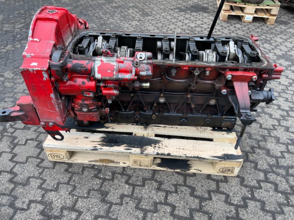 MAN D2066 LF40 SHORTBLOK *PTO* (P/N: 51.01100-6213), Motorer, Transport