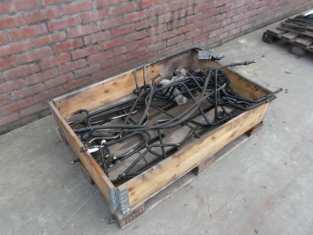 Case IH Puma fronthef leiding set, Hydraulics, Landbouw