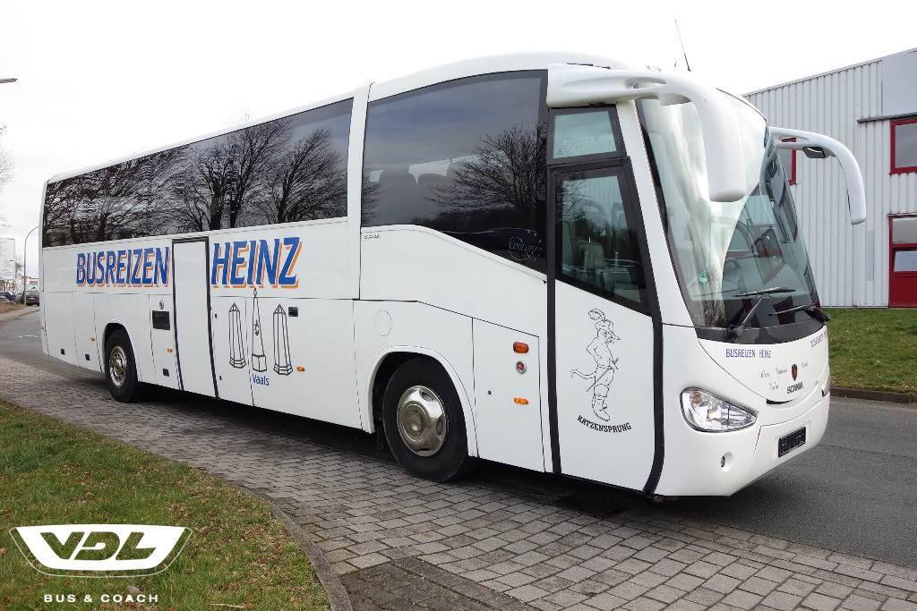 Scania Irizar 12-35 Century, Coaches, Vehicles