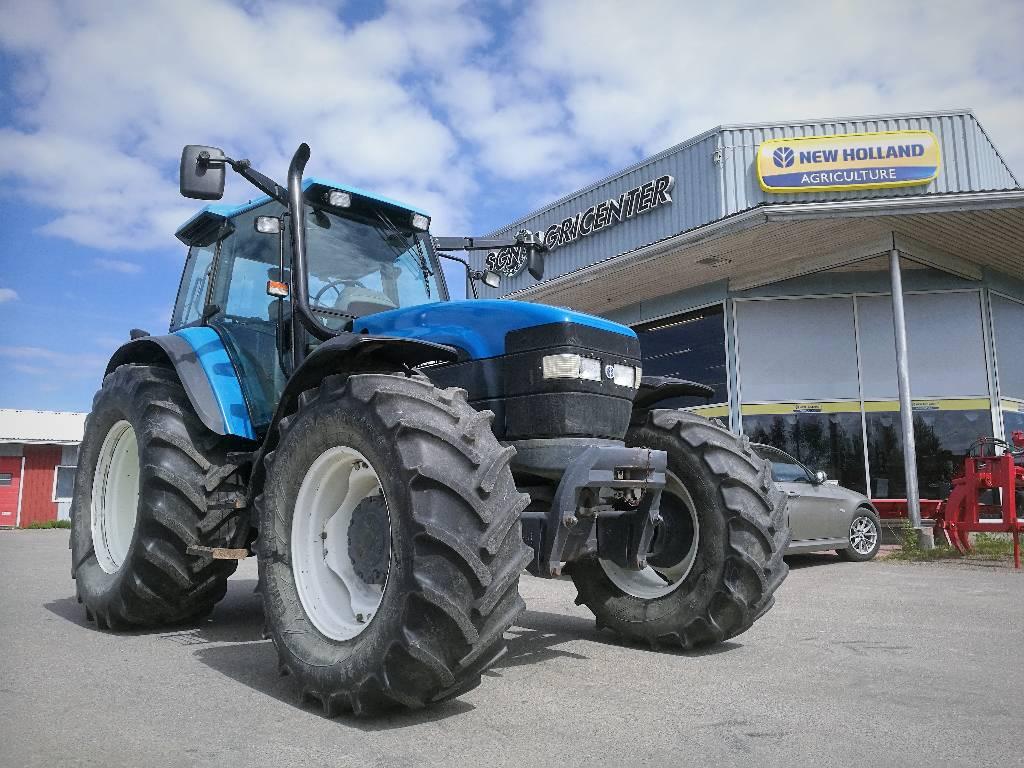 New Holland TM165 PC SS, Traktorit, Maatalous