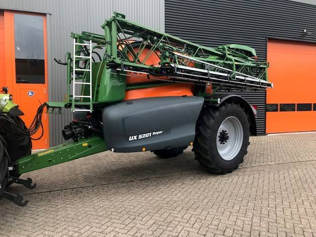 Amazone UX 5201 Super, Trailed sprayers, Agriculture