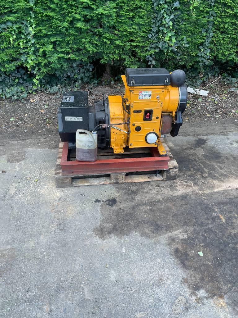 [Other] INTERMETAL MOTOR HATZ - STAMFORD - 19 KVA, Diesel generatoren, Bouw