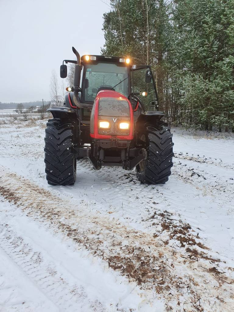 Valtra T171H, Traktori, Lauksaimniecība