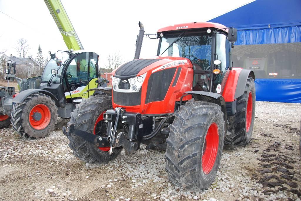 Zetor Crystal 150, Traktorid, Põllumajandus