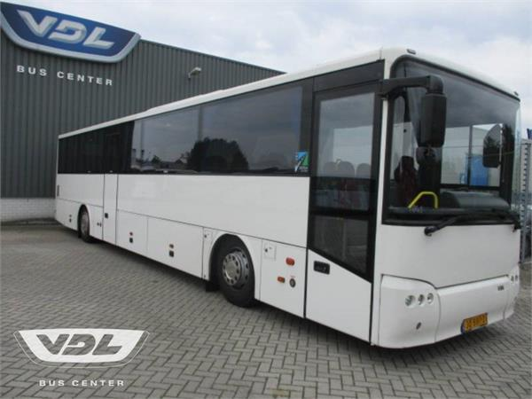 VDL Bova Lexio LLD 130-365, Intercity buses, Transportation