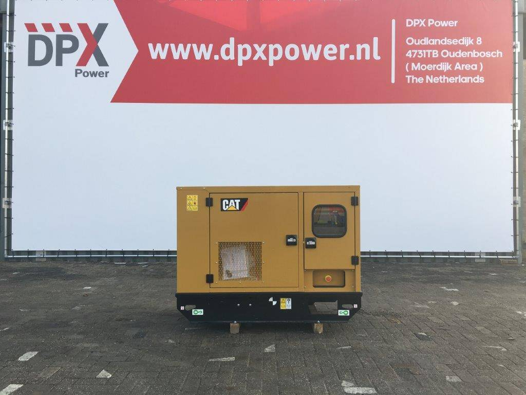 Caterpillar DE18E3 - 18 kVA Generator - DPX-18002, Diesel generatoren, Bouw