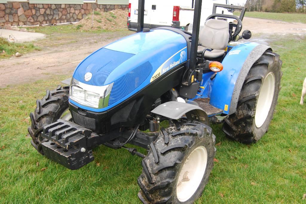 New Holland T 3030, Traktorid, Põllumajandus