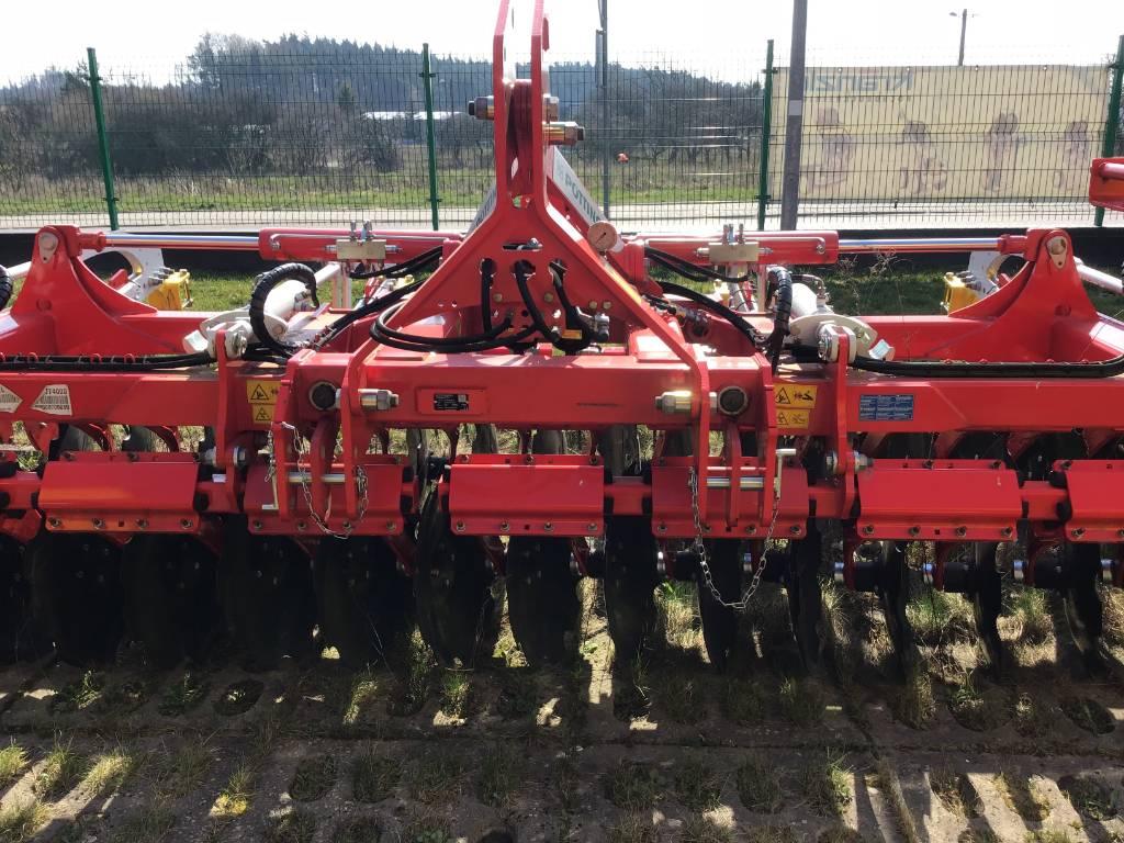 Pöttinger TerraDisc 4001 K, Brony talerzowe, Maszyny rolnicze