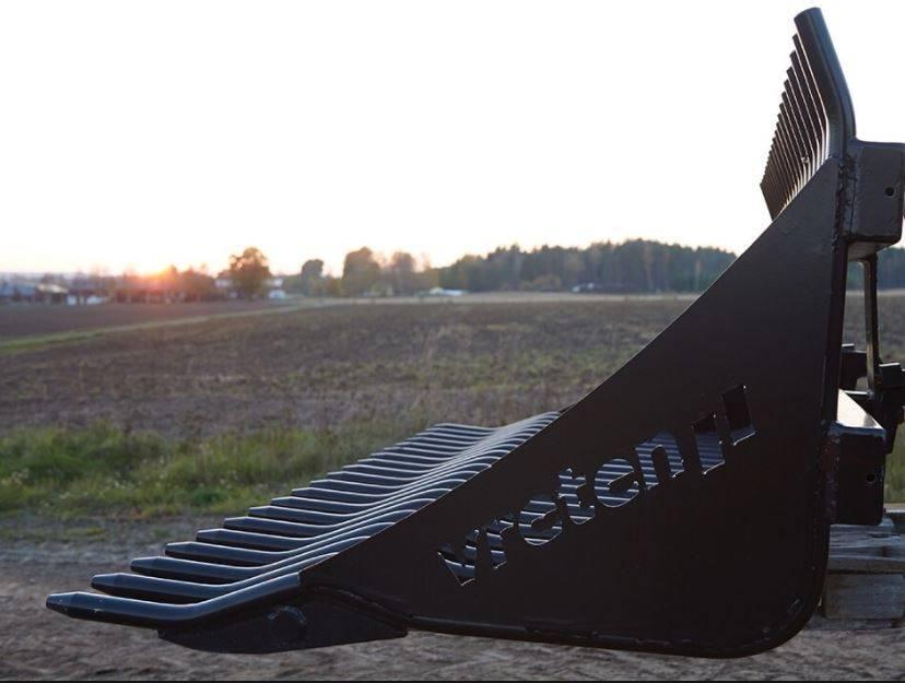 Vreten S2000 HD Stengrep, Lastarredskap, Lantbruk