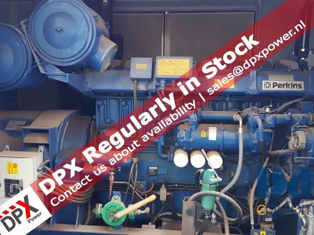 Perkins 4016 Generatorset, Diesel generatoren, Bouw
