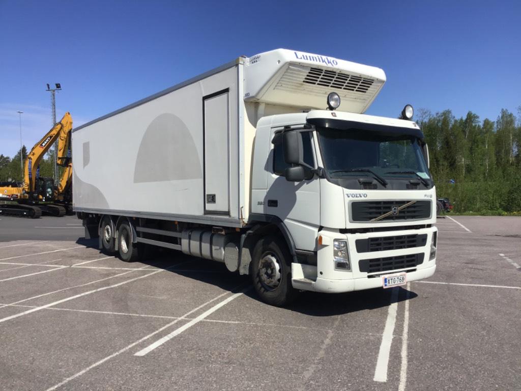 Volvo FM9, Kylmä-/Lämpökori kuorma-autot, Kuljetuskalusto