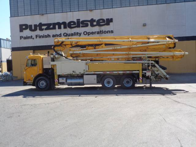 Putzmeister BSF 38Z.16H, Boom Pumps, Construction Equipment