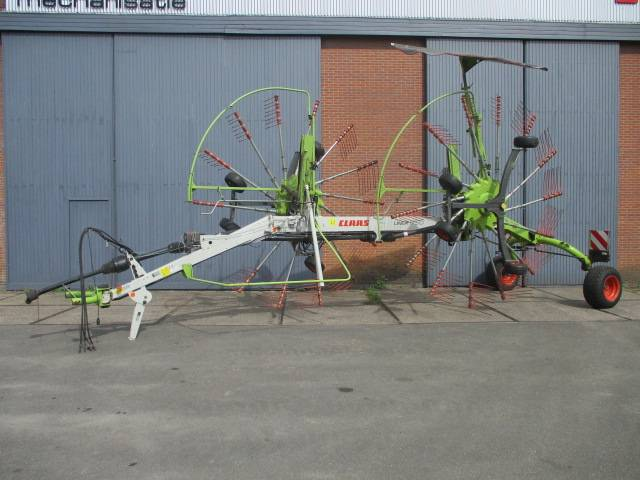 CLAAS Liner 1750, Swathers \ Windrowers, Agriculture