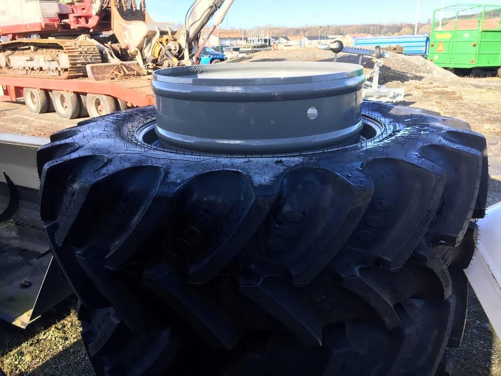 BKT Agrimax, Däck, hjul och fälgar, Lantbruk