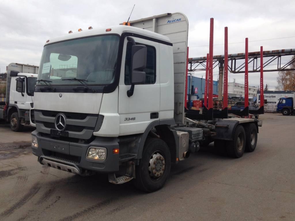 Mercedes-Benz ACTROS 3346