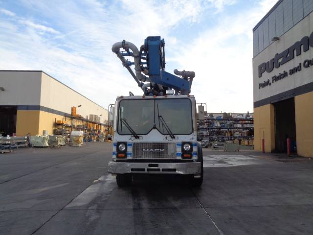 Schwing 2525H-S / S45SX, Boom Pumps, Construction Equipment