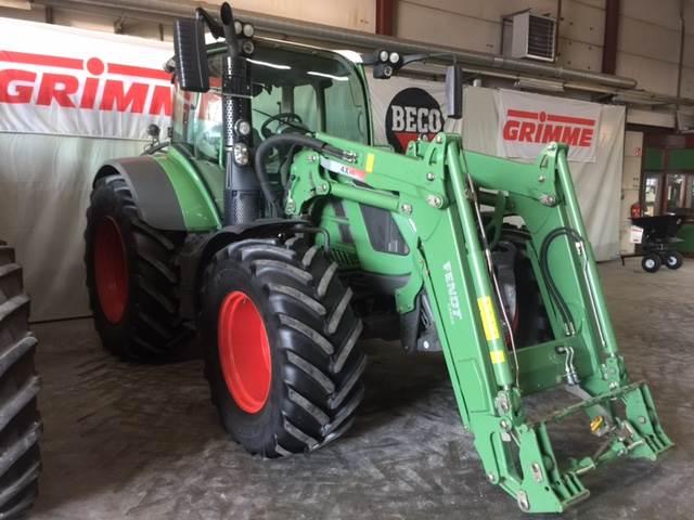 Fendt 516 Vario Profi, Tractoren, Landbouw