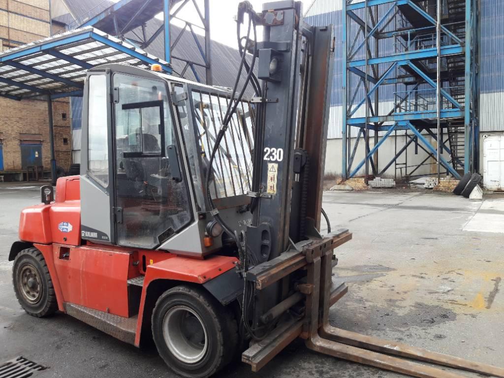Kalmar DCE 70-6, Diesel Stapler, Flurförderzeuge