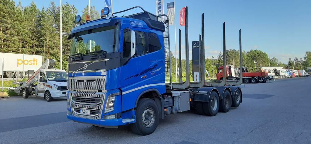 Volvo FH16, Timber trucks, Transportation