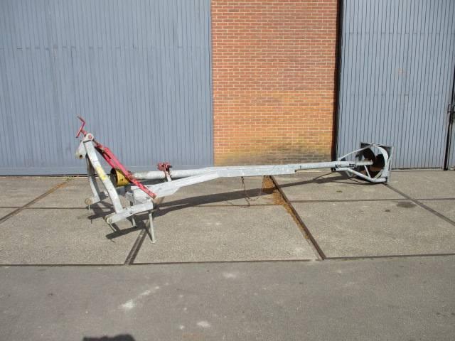 Reck TRE-S500 Mestmixer, Pumps/ Mixers, Agriculture