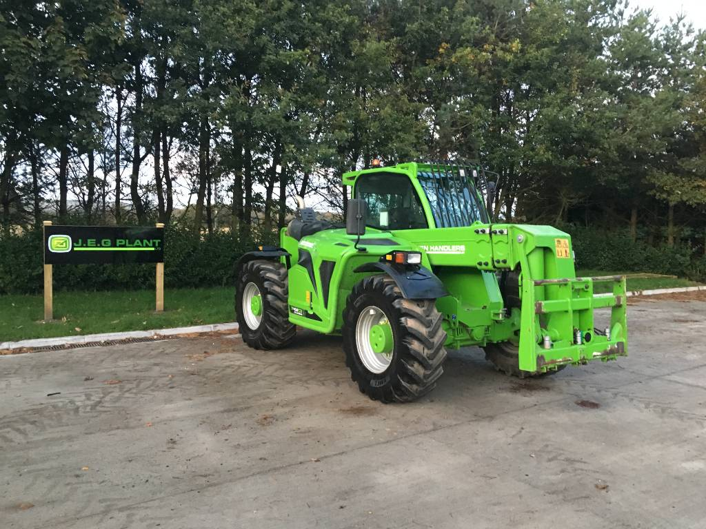 Merlo TF 45.11 TCS-170-CV TRONIC, Telehandlers for agriculture, Agriculture