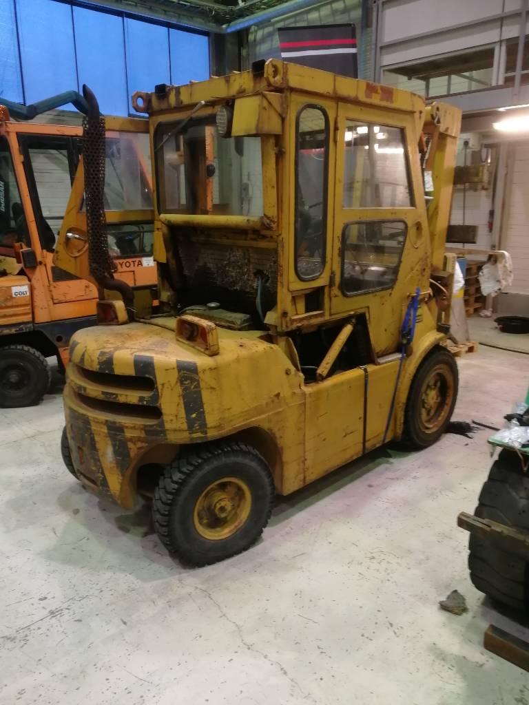 Hyster H 60 H, Dieseltrukit, Materiaalinkäsittely