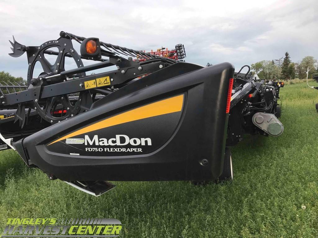 MacDon FD75-45 (LEXION Adapter), Combine headers, Agriculture