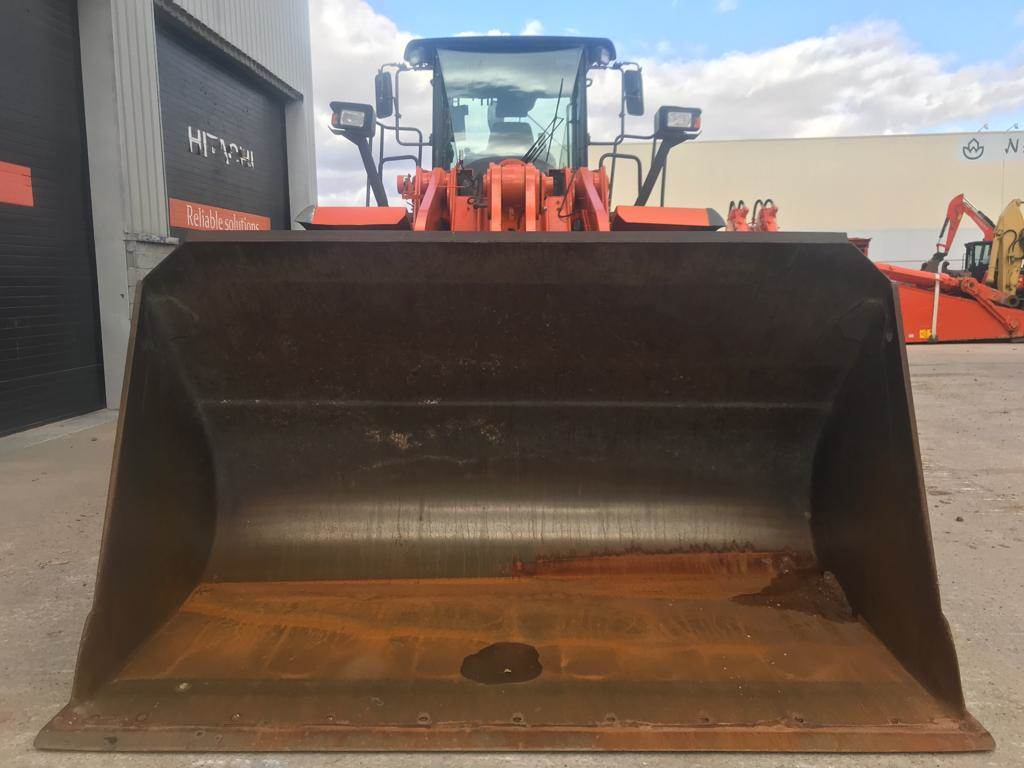 Hitachi ZW 310, Wheel Loaders, Construction Equipment