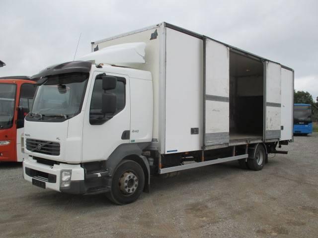 Volvo FL240 4x2, Box trucks, Trucks and Trailers
