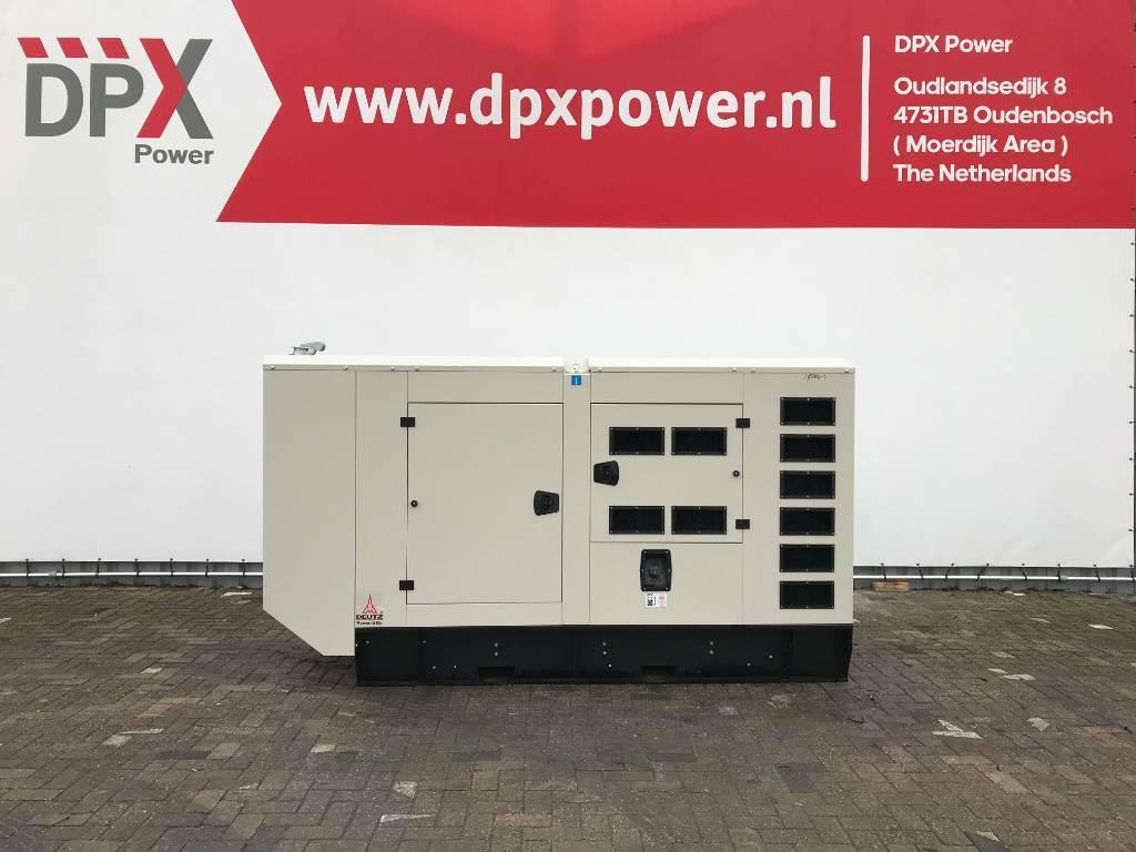 Deutz WP4D108E200 - 110 kVA Generator - DPX-19504, Diesel generatoren, Bouw