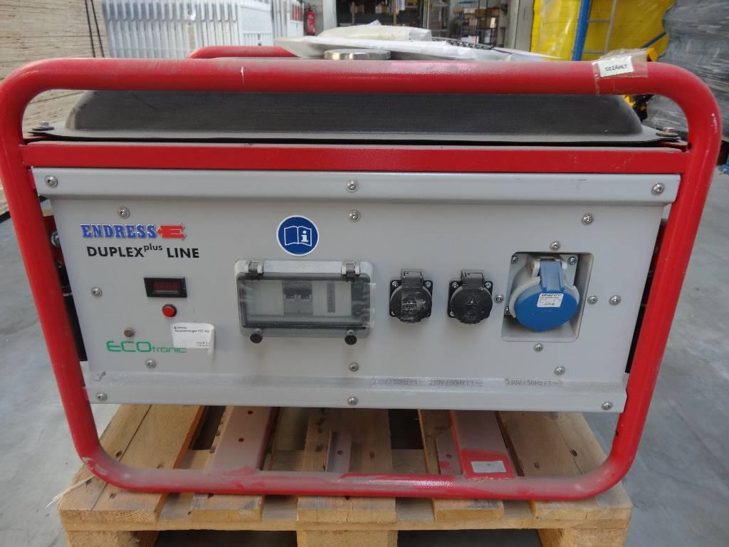 Endress ESE 406, Benzin Generatoren, Baumaschinen