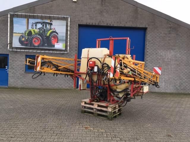 Agrifac 921EH, Gedragen spuitmachines, Landbouw