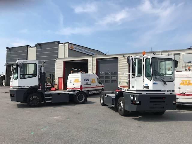 MOL Terminaltraktor HYR/KÖP/LEASA YM225 4X2 AC, Terminaltraktorer, Materialhantering