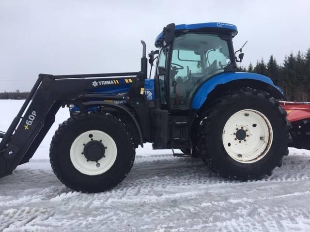 New Holland T 6080 PCE, Traktorid, Põllumajandus