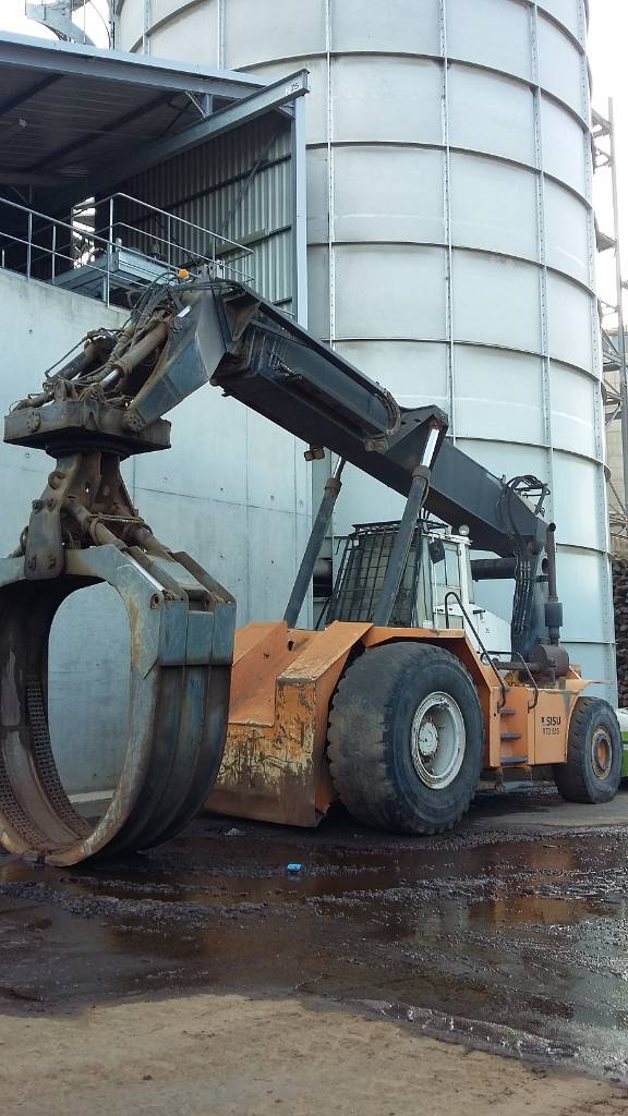 Kalmar RTD 1523, Container handlers, Material Handling
