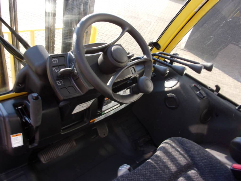 Hyster H 4.0 FT 5, Diesel counterbalance Forklifts, Material Handling
