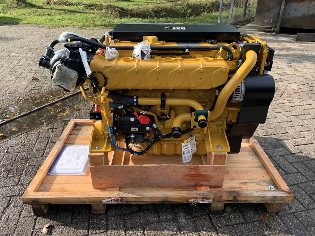 Caterpillar C 7.1 - Marine Propulsion - 209 kW, Marine Applications, Construction