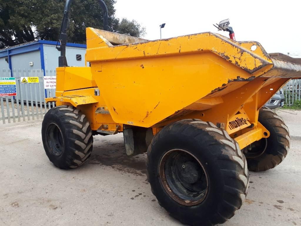 Thwaites 9 Tonne Dumper, Site dumpers, Construction