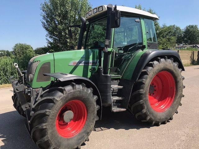 Fendt 412 VARIO, Tractoren, Landbouw